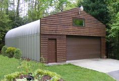 Offers Metal Garages, Garage Building Kits, Metal Garage Buildings and Prefab Garage Packages designed for the do-it-yourselfer. The 40 year warranty and all steel construction give you maintenance free protection for decades.