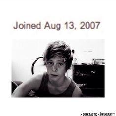 7 years ago :') You made it Luke!