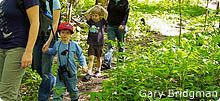 NWF Report on the importance of getting kids outside and how the lack of outdoor play is creating many issues for children including lower test scores, obesity, stress, etc.