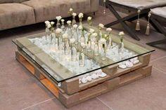 MENTŐÖTLET - kreáció, újrahasznosítás: Olcsón kivitelezhető asztalok