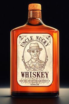 Nucky Whiskey - Boardwalk Empire
