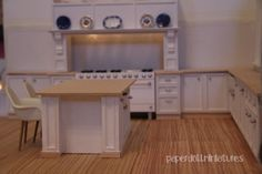 114 Best 06 Tutorials Mini Kitchen Units Images Miniature