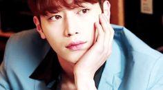 Image de gif, handsome, and kangjoon