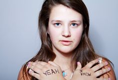 """I am not my rack"" 