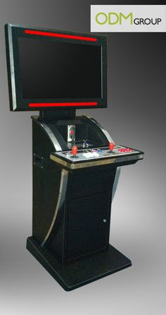 Bring Arcade Games to a whole new level!