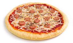 Pizza SIN HORNO súper crujiente