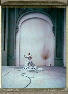 """Haute Couture: The Polaroids of Cathleen Naundorf"""