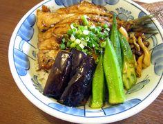 Teriyaki sardine don