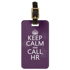 ==> consumer reviews          Keep Calm and Call HR (any color) Travel Bag Tags           Keep Calm and Call HR (any color) Travel Bag Tags In our offer link above you will seeReview          Keep Calm and Call HR (any color) Travel Bag Tags please follow the link to see fully reviews...Cleck Hot Deals >>> http://www.zazzle.com/keep_calm_and_call_hr_any_color_travel_bag_tags-256583596134421596?rf=238627982471231924&zbar=1&tc=terrest