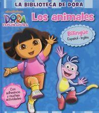 Cuarto título de la colección bilingüe protagonizada por Dora la exploradora y sus amigos.