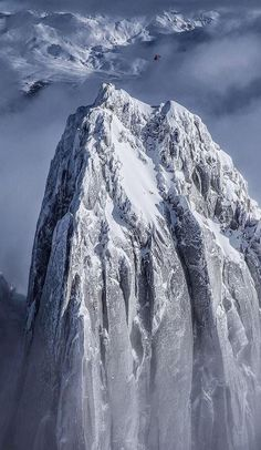 Canadian Rockies by Jimmy Chin