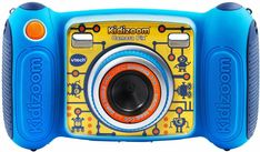 V-Tech kidizoom camera pix: Task them with creating their own family album while they snap away. Not only will they feel important, but the photos they take are sure to be instant family treasures. Camera Selfie, Toy Camera, Toddler Gifts, Gifts For Kids, Photographer Wanted, Little Camera, Perfect Selfie, Voice Recorder, Toys