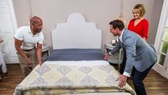 @kennethwingard's DIY Bed - Part 3! Catch #homeandfamily weekdays at 10/9c on Hallmark Channel!