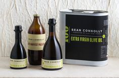 Sean Connolly Product Range — The Dieline
