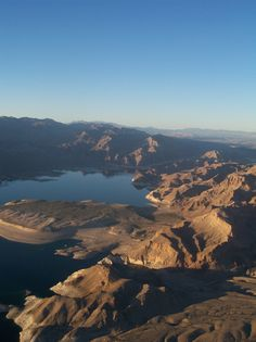 Detrital Wash- this is a picture of lake Mead this is where Chris McCandless abandoned his yellow Datsun after a flash flood. Latter the police found it with many of McCandlesses possessions such as old clothes, a razor, and rice.