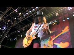SLASH  PARADISE CITY LIVE