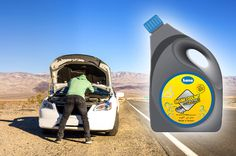 Don't get stranded with an overheating engine, use our Engine Coolant