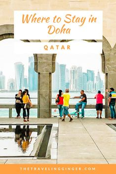 Are you staying in Doha, Qatar on a long layover with Qatar airlines? Or are you just traveling to Qatar? Check out this guide on where to stay in Doha, Qatar. #doha #qatar #qatarairlines #longlayover #layover #middleeast #middleeasttravel #qatar travel