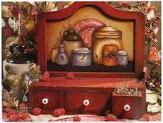 The Decorative Painting Store: Country Primitives 8, All Books