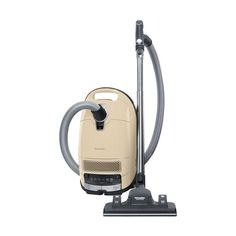 Buy Miele Complete Silence Ecoline Plus Cylinder Vacuum Cleaner with HEPA 13 Filter, White from our Vacuum Cleaners range at John Lewis & Partners. Free Delivery on orders over Best Canister Vacuum, Commercial Appliances, Small Appliances, Kitchen Appliances, Appliance Reviews, Miele Vacuum, Clean Hardwood Floors, Vacuum Reviews, Simple