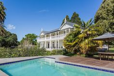 Tour an 1854 Residence in Hastings, New Zealand Photos | Architectural Digest