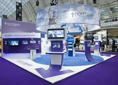 Northgate Managed Services | BETT 2011/2012 | by Astro Exhibitions