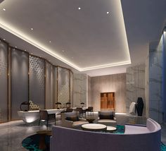 DB Kim Lobby Lounge, Hotel Lobby, Function Hall, Lobby Design, Lounge Design, Shop Interiors, Interior Design, Architecture, Luxury