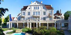 89 € -- Jugendstil-Hotel bei Fulda mit Dinner, 46% sparen