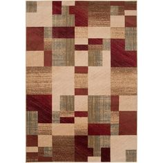 Shop for Woven Colfax Geometric Patches Plush Rug. Get free shipping at Overstock.com - Your Online Home Decor Outlet Store! Get 5% in rewards with Club O! - 14838480