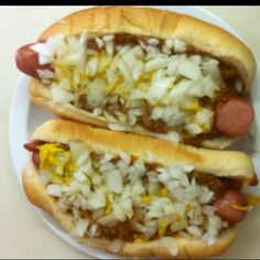 Lafayette Coney. With love from Detroit.