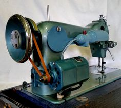Japanese Baldwin Sewing Machine