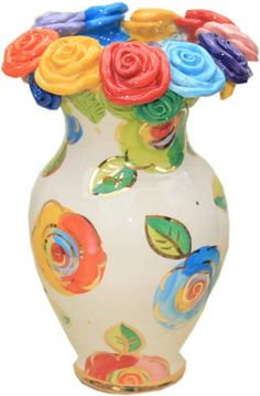 Vase by Mary Rose Young