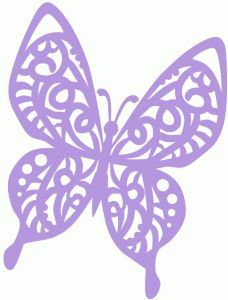 View Design #57910: butterfly
