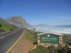 Near Kommetjie - Misty Cliffs - I remember it as an excellent surf spot Park Signage, South Afrika, Best Cities, Cape Town, Live, The Great Outdoors, Places To See, Trip Advisor, Tourism