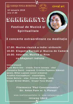 Sankranti - festival de muzica și spiritualitate la Ploiești :: nirmal-art.com Yoga, Movies, Movie Posters, Art, Culture, Art Background, Films, Film Poster, Kunst