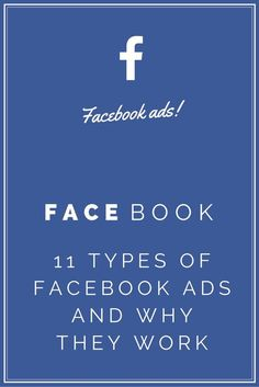 Some of the best Facebook ad examples for each type of Facebook ad -- and what makes them effective. >>> You can get additional details at the image link. #FacebookMarketingStrategiesTips