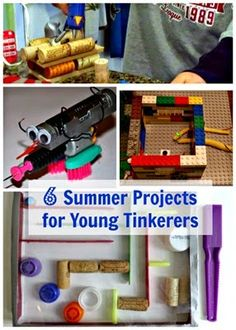 Planet Smarty Pants: Summer Projects for Young Tinkerers