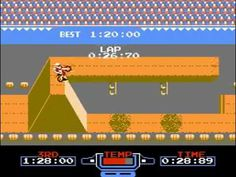 TAS Excite Bike NES in 5:29 by Lord Tom