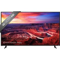 VIZIO SmartCast E60-E3 60-inch 4K Ultra HD LED Smart TV - 3840 x 2160 - 5,000,000:1 - 180 Clear Action - V8 Octa-Core Processor - Wi-Fi - HDMI