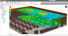 Conference room thermal comfort / HVAC | Autodesk Simulation Community