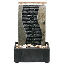 Properly located, this fountain can activate the Chi. Feng Shui means Wind and Water. Feng Shui Fountain, My Life Style, Home Deco, Sweet Home, Furniture Ideas, Water, Random, Fuentes De Agua, Good Gift Ideas