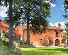 "This is Villa Le Vigne Agriturismo located in the heart of Tuscany a few miles outside of the charming town of Montevarchi. (about 30 minutes south of Florence). This is where our ""La Dolce Vita ~ Yoga Harvest Italia Tour"" guests will be staying during the 7night/8day tour to Tuscany.  Looks just amazing, doesn't it?  For tour information visit www.spiritofitalytours.com or contact vicky@spiritofitalytours.com"