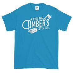 Timber's Gotta Roll Phish Lot Short sleeve t-shirt