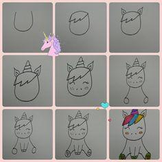 How to draw a unicorn