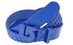 Leather belt BURTON - STUDDED  #womens_apparel #burton #belt