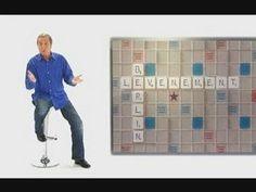 ▶ Culture Pub - L'événement : Le Scrabble trouve les mots pour - YouTube