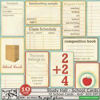 Digital Scrapbooking Kit