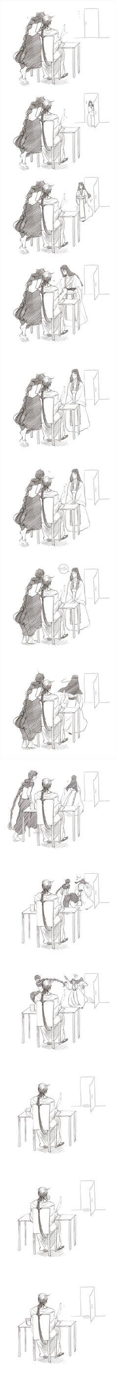 Judal,Sinbad and Jafar - lol