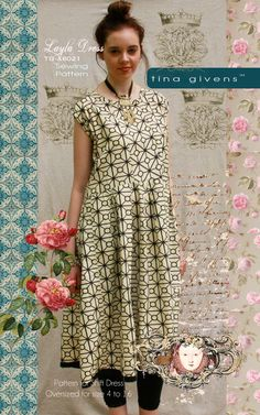 Layla Dress PRINT TG-A6021