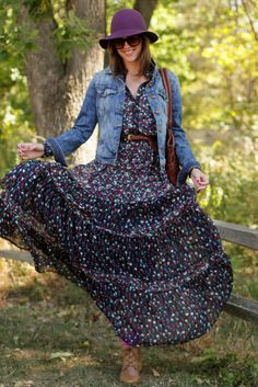 WhatIWore, What I Wore Today, Jessica Quirk, jcpenney, MNG for MANGO, MNG, MANGO, Long floral mango dress, hippie chic, Sienna Miller inspired, boho, bohemian, farmer's market, hippie look, how to look like a modern hippie, bloomington indiana